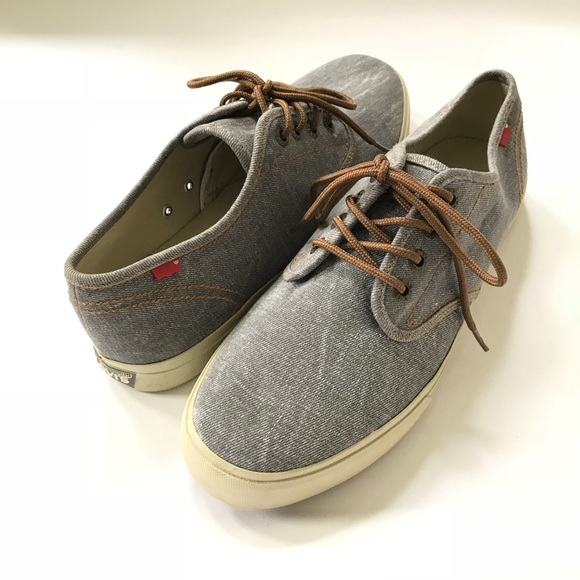 Levi's Other - Denim Levi's sneakers